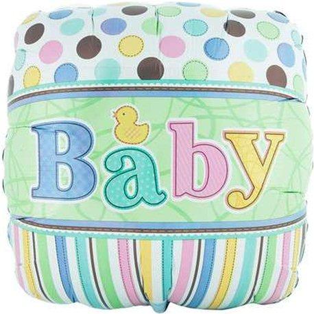 Balon Folie 45 cm Patrata Baby, Anagram 119307
