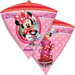 Balon folie diamondz Minnie Mouse - 38x43 cm, Anagram 28456