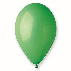 Green 12 Latex Balloons , 8 inch (21 cm), Gemar A80.12