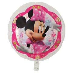 Minnie Mouse Circle Foil Balloon - 55cm, Amscan 32925