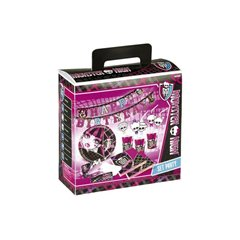 Kit party Monster High, Amscan RM552372, Set 51buc