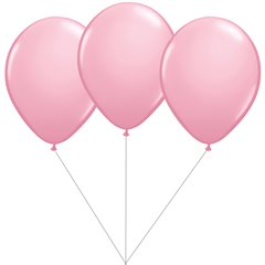 Pink Latex balloons bouquet, Gemar BB.G90.PINK
