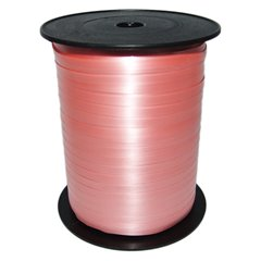 Pink Curling Ribbon 5mm x 500m, Radar B41404