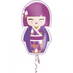 Balon folie figurina Kimmi Junior, Amscan 24715