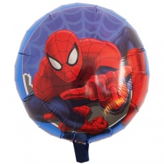 Balon folie 45cm Spiderman, Amscan 32917