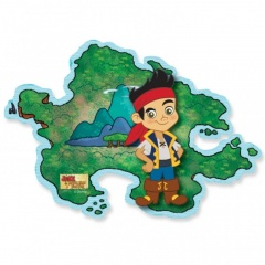 Disney Games Jake & Neverland Pirate Island Hopping, Amscan 996856