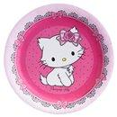 Farfurii petrecere copii 23 cm Charmmy Kitty, Amscan 551725, Set 8 buc
