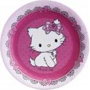 Farfurii petrecere copii 18 cm Charmmy Kitty, Amscan RM551726, Set 8 buc