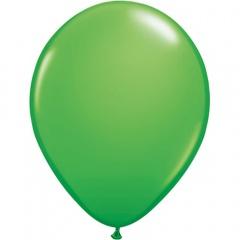 """Caribbean Blue Latex Balloons - 11""""/28cm, Qualatex 50322"""