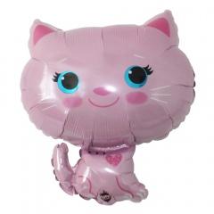 "Super Shape My Little Pony Rainbow Balloon - 28""x27"", Amscan 26467"