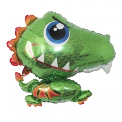 Balon folie figurina Dragon, Amscan 27579