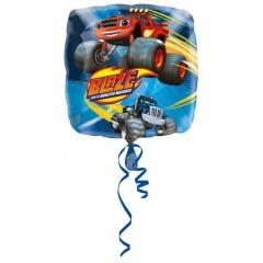 Teenage Mutant Ninja Turtles Birthday Foil Balloon, 45 cm, 27088