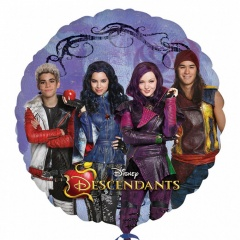 Descendants Foil Balloon, Amscan, 45 cm,32024