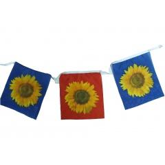Banner fanion Floarea soarelui, Amscan 400197
