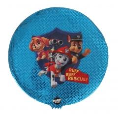 Balon folie 45cm  Paw Patrol, Amscan 32921