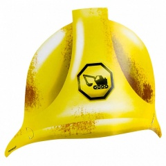 Coif petrecere copii -  casca constructor, Amscan 998331 Set 8 buc