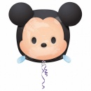 Balon Folie Figurina Mickey, 30x48 cm, Amscan 34110