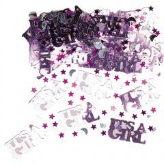 Confetti It's a Girl, Amscan 36033
