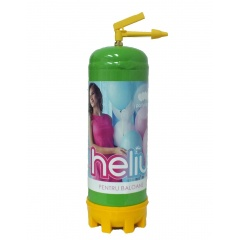 Butelie de unica folosinta cu Heliu, Capacitate 0.22 mc, Radar BUT2.2L, 1 buc