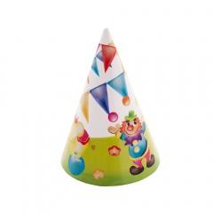 Coif petrecere copii Circus Party, Radar 52393, Set 6 coifuri