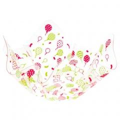 Bol ornamental baloane pentru petrecere - 26 x 26 cm, Radar 60790