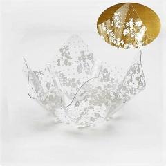 Bol ornamental flori pentru nunta - 13 x 13 cm, Radar 60756