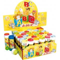 Jucarie Baloane de Sapun 60ml  ABC, Dulcop 426000, 1 buc