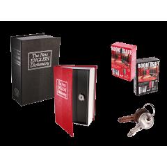 Caseta de valori Dictionar - Radar 79/5199, rosu/negru, 1 buc/set