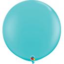Rafie metalizata rosa (roz) pentru legat baloane latex sau folie - 100 m, Radar B12597, 1 rola