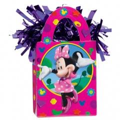 Greutate pentru baloane Minnie Mouse - 156 gr, Amscan 110220