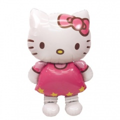 Balon AirWalker Hello Kitty - 76 x 127 cm, Amscan 23476