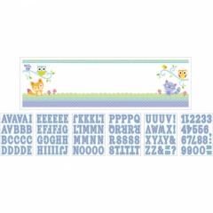 Banner gigant copii personalizabil - 165 x 50.8 cm, Amscan 121452