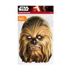 Masca Party Chewbacca - 29Z 21 cm, Radar RU32847