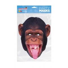 Masca Party Cimpanzeu - 27 X 21 cm, Radar RUCHIMP 01
