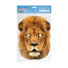 Masca Party Leu - 28 X 21 cm, Radar LION001