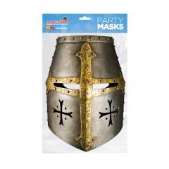 Maca Party Knight Helmet - 29 X 20 cm, Radar RUKNIGH 01