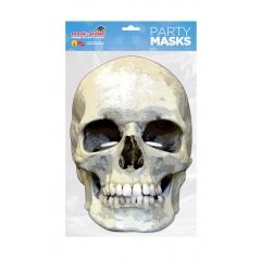 Masca Party Craniu - 28 X 19, Radar SKULL01