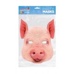Masca Party Porcusor - 22 X 19 cm, Radar RUPIG000 1