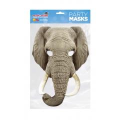 Masca Party Elefant - 29 X 21 cm, Radar RUELEPH 01