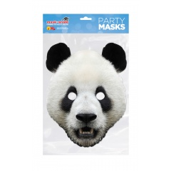 Masca Party Urs Panda - 26 X 21 cm, Radar RUPANDA 01
