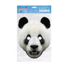Masca Party Urs Panda - 26 X 21 cm, Radar RUPANDA 01