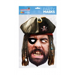 Masca Party Pirat - 29 X 20 cm, Radar RUPIRAT0 1