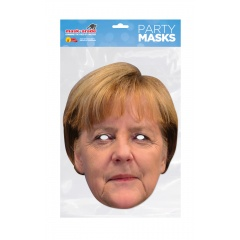 Masca Party Angela Merkel - 26 X 21 cm, Radar RUAMERK 02