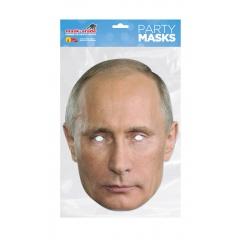 Masca Party Vladimir Putin - 27 X 21 cm, Radar RUVPUTI0 2