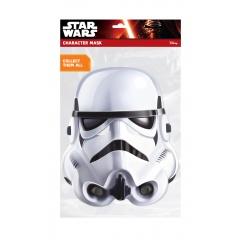 Masca Party  Stormtrooper Clasica - 24 X 21 cm, RadarRU32412