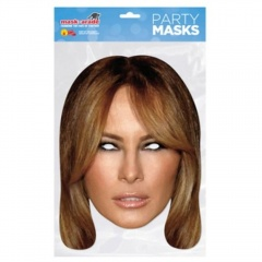 Masca Party Melania Trump - 25 X 21, RadarRUMTRU M01