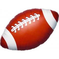 Balon folie orbz minge de rugby - 53cm, Northstar Balloons 01223