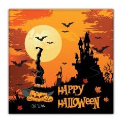 Servetele de masa pentru Halloween - 33 x 33 cm, Radar 52995, set 20 bucati