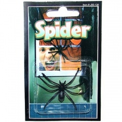 Plastic spider toy, Radar SLJ00-138