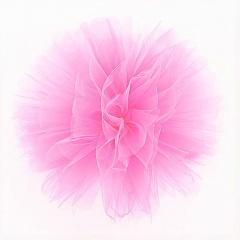 Decor sala din tulle roz pentru evenimente, Radar 41261, 1 bucata